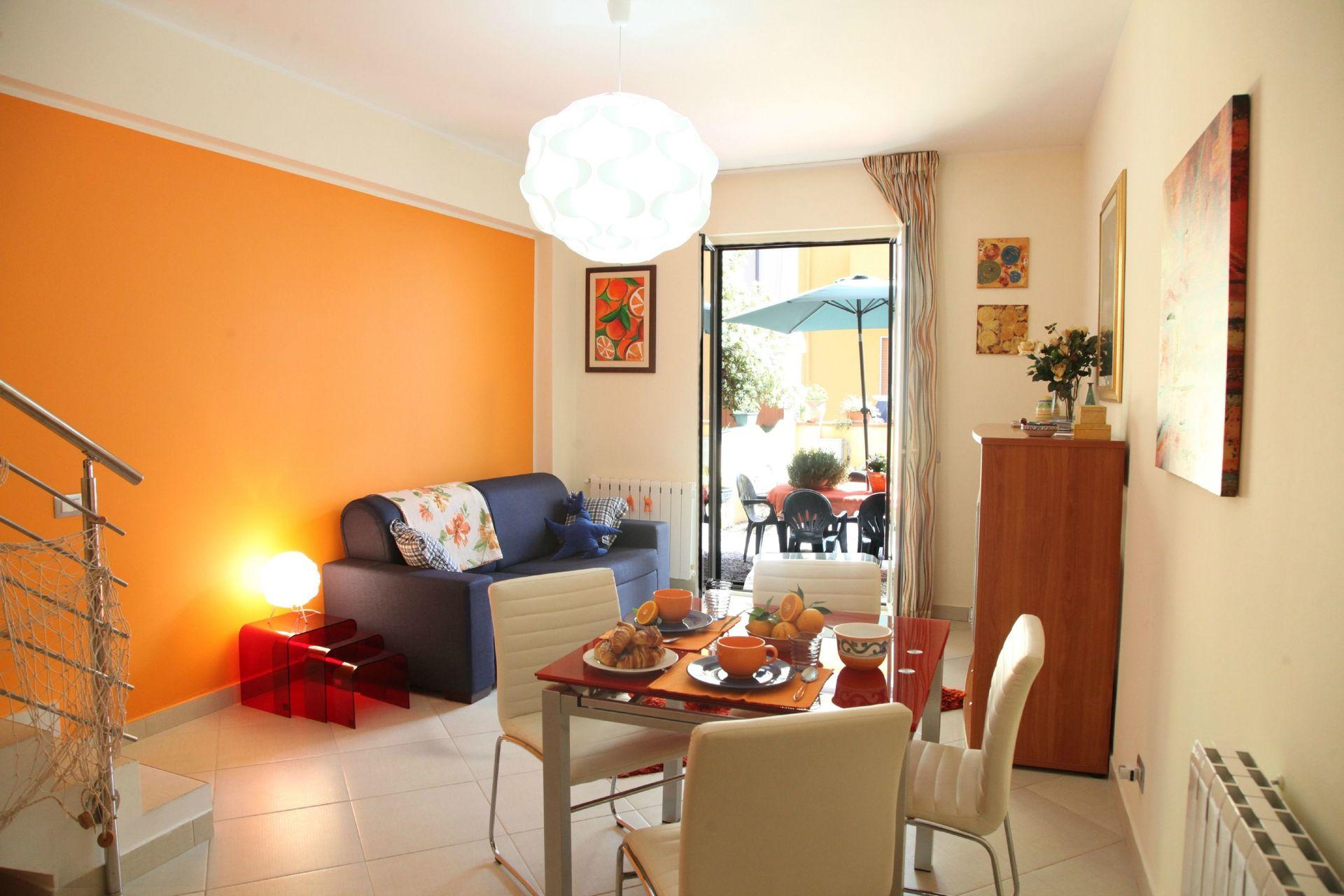 Casa & Co Milazzo casa aloi: villa that sleeps 6 people in 2 bedrooms, located