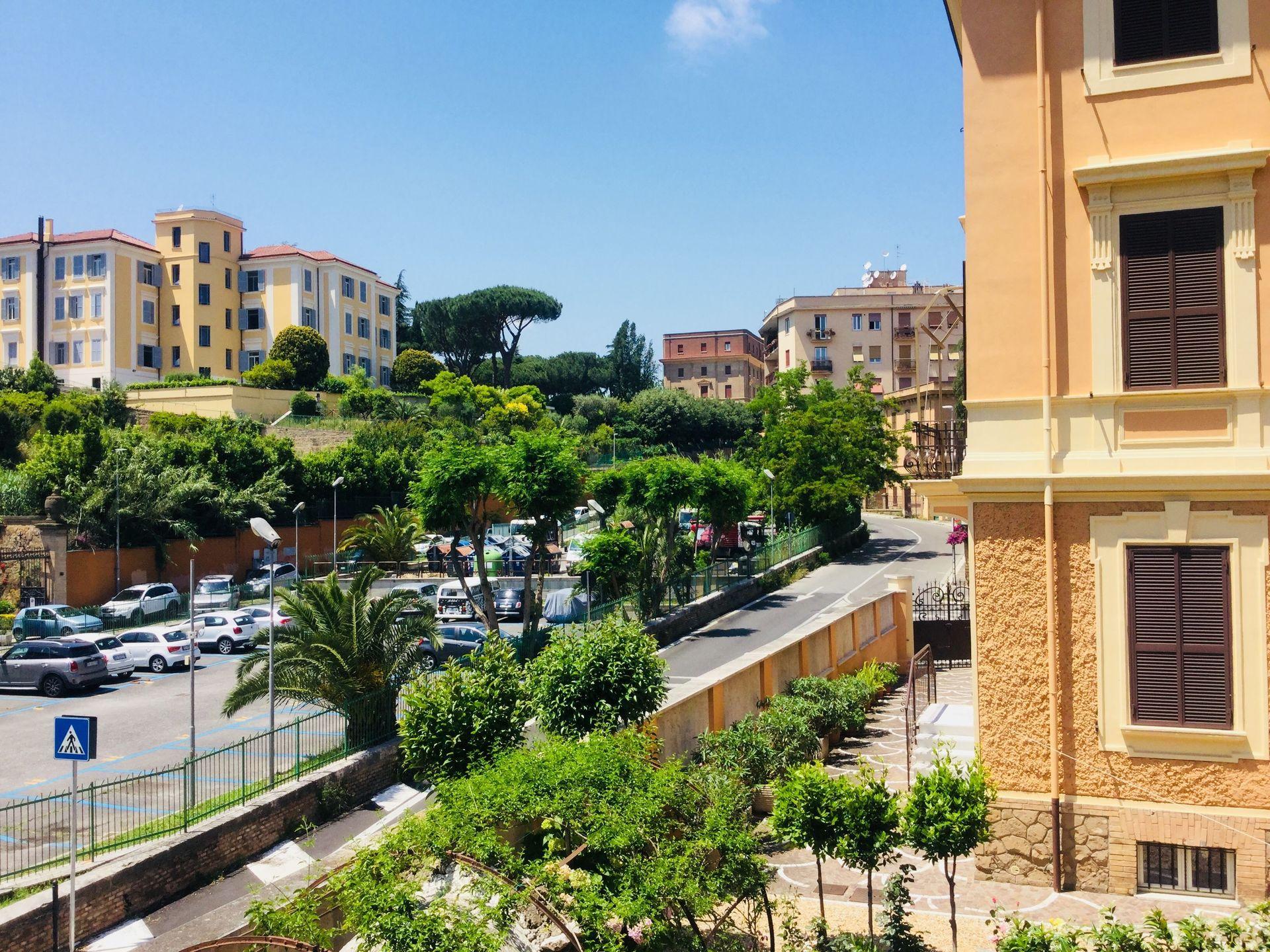 Rome Villa Vacation Rental Vatican Ciampa S Apartment That Sleeps