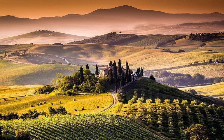 tuscany - Luxury Villas Tuscany